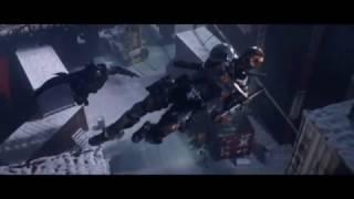 Batman vs Deathstroke 2016 Deadshot saves Batman ass!!