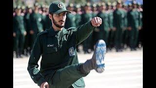 مراسم دانشآموختگی و میثاق پاسداری 97 - دانشگاه افسری (سپاه) امام حسین (ع) Iran