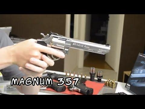 Vendo Airsoft Revolver 357 Gás Legalizada Brasil
