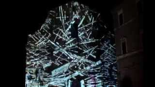 Luca Agnani Studio | Video Projection Mapping | Capodanno Cinese | Macerata