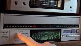 RetroTech: Play Vinyl like a CD - Sharp RP-117