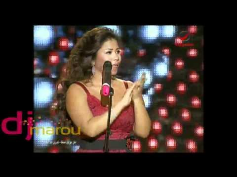 Sherine Layalina 2012 │ شيرين ليالينا مباشر روووعة