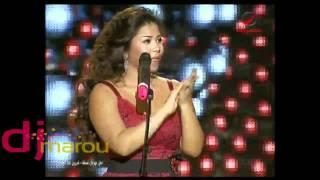 Sherine - Layalina 2012 │ شيرين - ليالينا مباشر روووعة