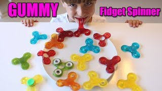 GUMMY Fidget Spinners - Do Not Mess With Daddy 4