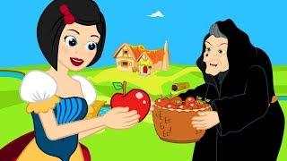 Blanche Neige et les 7 Nains | 1 Conte + 3 comptines et chansons  | dessins animés en français
