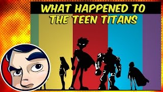 What Happened to the Teen Titans? Red X is Who? Robin's Identity?