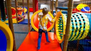 Busfabriken Indoor Playground Fun for Kids #3