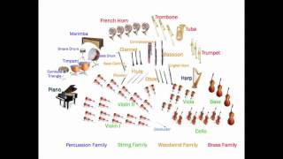 The Orchestra and Classical Music Periods (eras)