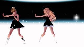 【UTAU+MMD】Magnet【Regina & Amane】