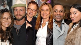 CSI: NY ... and their real life partners