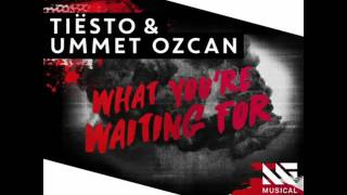 Tiësto & Ummet Ozcan - What you're Waiting For (Official Music)