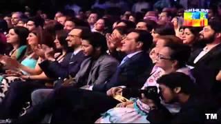 1st Hum TV Awards Show 2013 - Ahsan Khan & Mehwish Hayat Blistering Performance HD