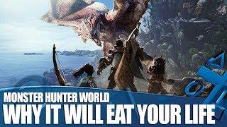 Monster Hunter World - How PS4