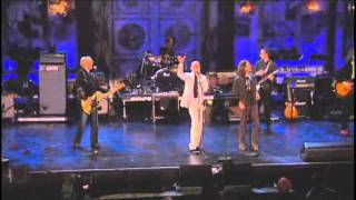 REM and Eddie Vedder perform Man on the Moon Rock Hall Inductions 2007