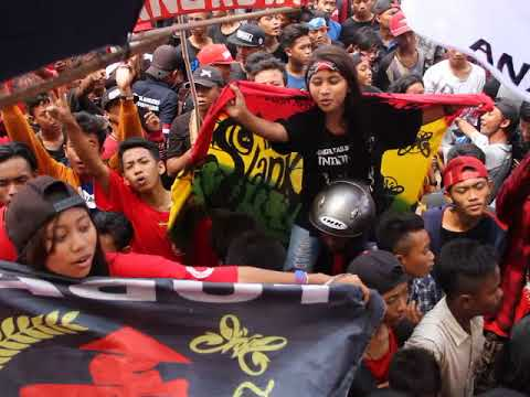 Two Days - Ku Tak Bisa (cover Slank) Anniversary Slankers Ronggolawe Bulu Tuban