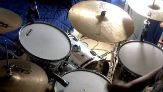 Isaac Carree - In The Middle (Drum Cover)