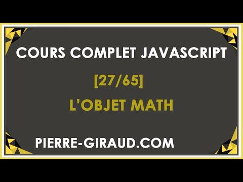 Xxx Mp4 COURS COMPLET JAVASCRIPT 27 65 L Objet Math Et Ses Méthodes 3gp Sex