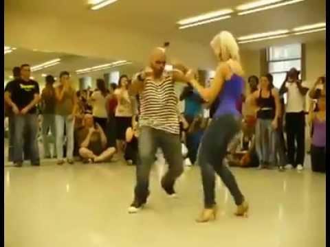 Nossa isso sim é dança de verdade D