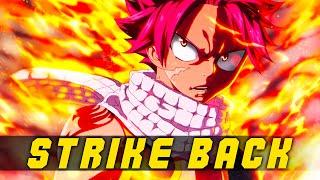 Fairy Tail - Strike Back (Opening 16) [English Cover Song] - NateWantsToBattle and ShueTube