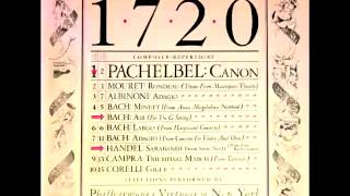 Greatest Hits of 1720 Full Album   Richard Kapp Conductor