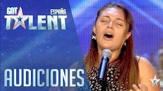 La voz que nos ha emocionado | Audiciones 3 | Got Talent España 2016