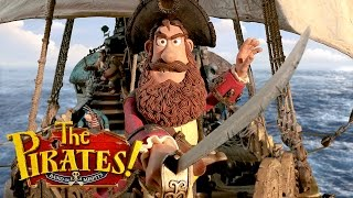 The Pirates! In an Adventure with Scientists - Official Trailer!