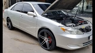 ឡានលក់ តំលៃល្អ   $7,000 Toyota Camry 03