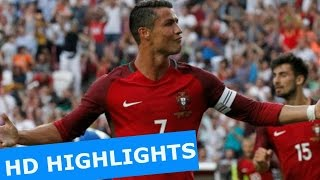 Portugal vs Latvia 4-1 ►All Goals & Highlights - World Cup Qualifiers 2016 ● (13/11/2016) HD.
