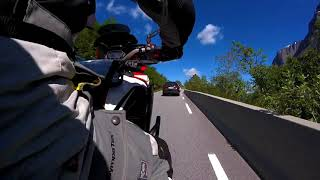 Norway by motorcycle 2017