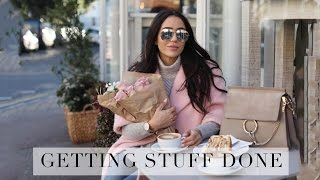 GETTING STUFF DONE WITH MY SISTER | VLOGMAS | Tamara Kalinic