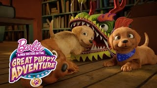 Barbie & Her Sisters in The Great Puppy Adventure | Barbie