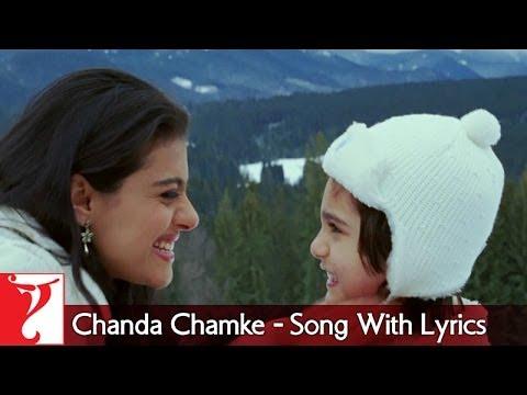 Lyrical: Chanda Chamke Song with Lyrics | Fanaa | Aamir Khan | Kajol | Prasoon Joshi