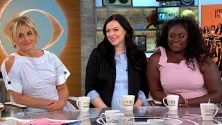 "Stars of ""Orange Is the New Black"" on new season, political themes"