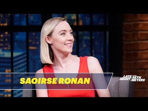 Saoirse Ronan s Mary Queen of Scots Costume Physically Altered Her