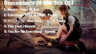 Descendant of the Sun (태양의 자손) OST Full Album Various Artist