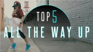 "Best ""All The Way Up"" - Fat Joe, Remy Ma Dance Videos | #FatJoeDanceOn"