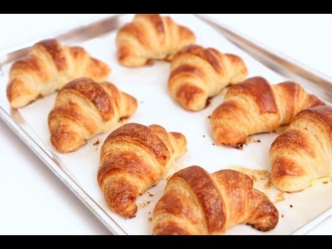 How to Make Croissants Recipe Laura Vitale Laura in the Kitchen Episode 727
