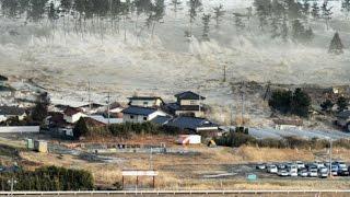 The MOST CATASTROPHIC TSUNAMI Footage Ever Caught on Camera   2017 Destructive Japanese Tsnuami