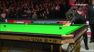 Amazing miscue costs Ronnie O'Sullivan in Masters