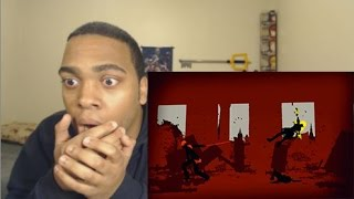 RWBY Volume 3 Chapter 11 Reaction - Shock and Awe