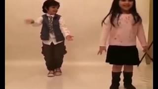 رقص اطفال على ي ندمانه😍😍