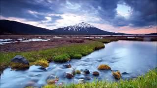 musik terapi otak | suara burung, suara sungai dan piano.
