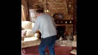 Grandad does the Choong Ladies dance