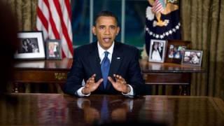 President Obama's Oval Office Address on BP Oil Spill & Energy
