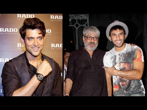 Xxx Mp4 Ranveer Singh Out Hrithik Roshan To Romance With Deepika Padukone In Padmavati Filmibeat 3gp Sex