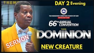 Pastor E.A Adeboye Sermon @ RCCG 2018 HOLY GHOST CONVENTION_ #Day2- Evening