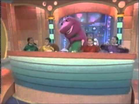 Barney Music Video Help Protect the Earth