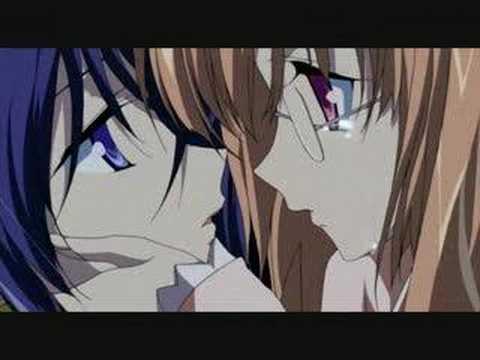 yuri [kiss the girl]