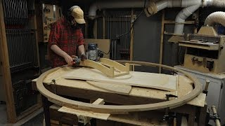 Torus Coffee Table - Part 1 - Routing the Top and Bottom
