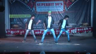 O oo jane jana Choreography by rahul........